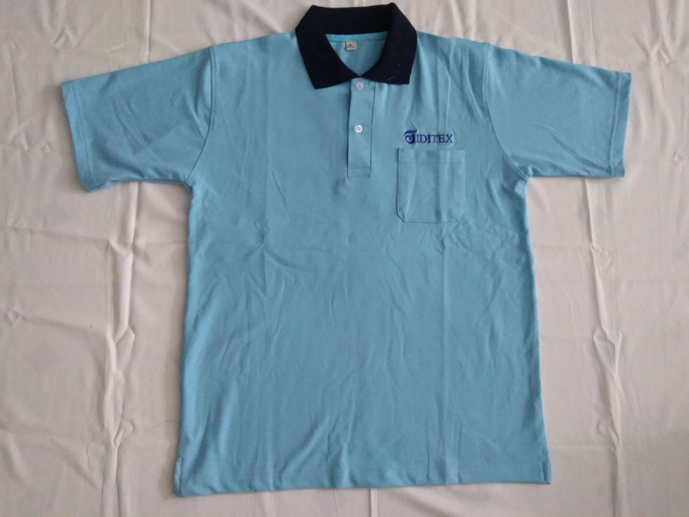 Xưởng may áo thun trơn cotton 4 chiều TPHCM