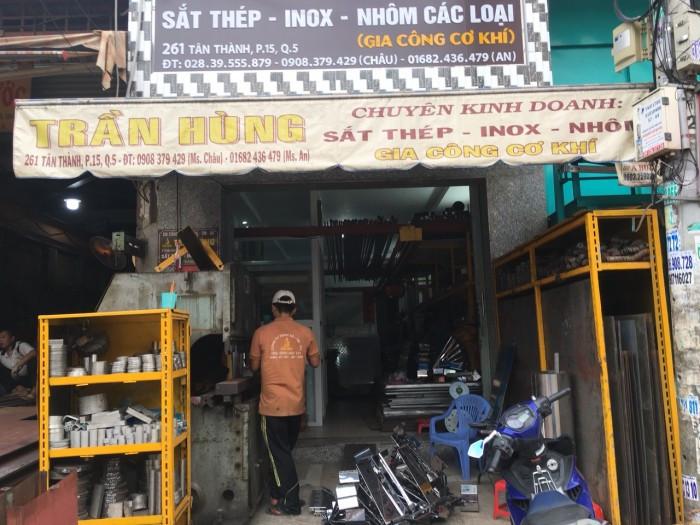 Những thông tin cần biết về nhôm chống trượt - Công ty TNHH SX TM DV Trần Hùng
