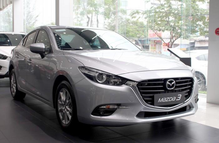 Chi tiết đánh giá xe Mazda 3 mới nhất tại TPHCM