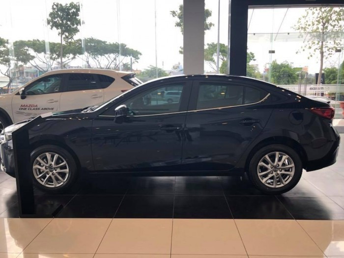 Chi tiết đánh giá xe Mazda 3 mới nhất tại TPHCM(2)