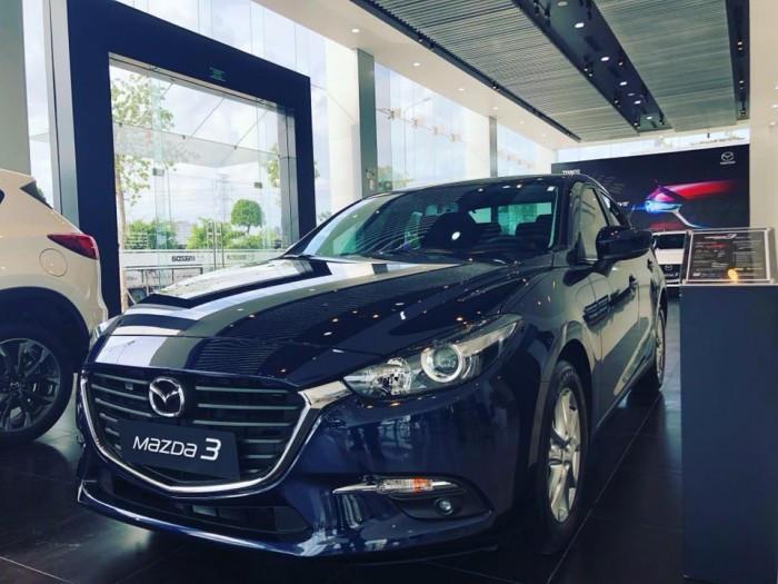 Chi tiết đánh giá xe Mazda 3 mới nhất tại TPHCM(3)