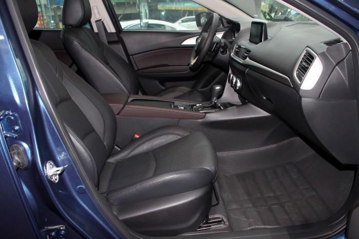 Chi tiết đánh giá xe Mazda 3 mới nhất tại TPHCM(5)