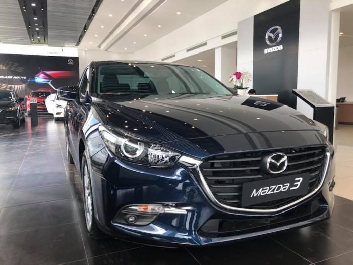 Chi tiết đánh giá xe Mazda 3 mới nhất tại TPHCM(6)