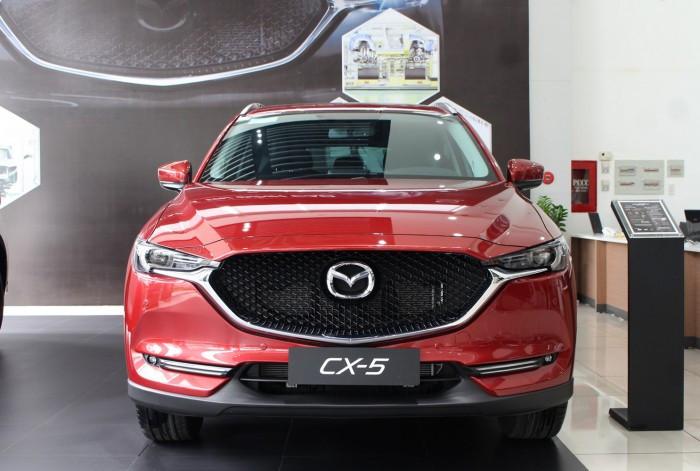 Bảng giá xe Mazda CX-5 mới nhất