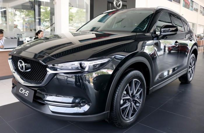 Bảng giá xe Mazda CX-5 mới nhất(2)