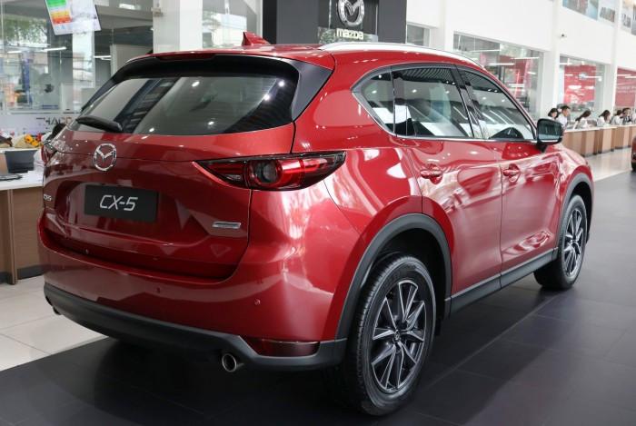 Bảng giá xe Mazda CX-5 mới nhất(4)