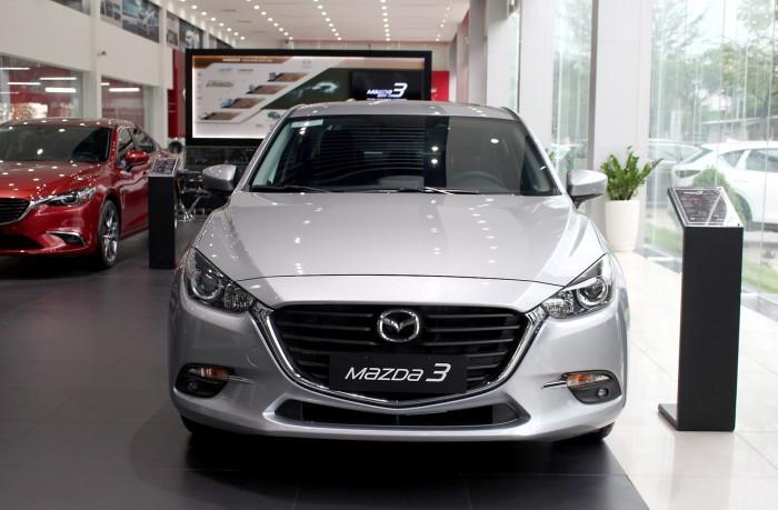 Thông số kỹ thuật, hình ảnh xe Mazda 3