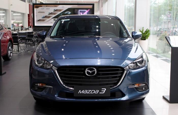 Thông số kỹ thuật, hình ảnh xe Mazda 3(3)