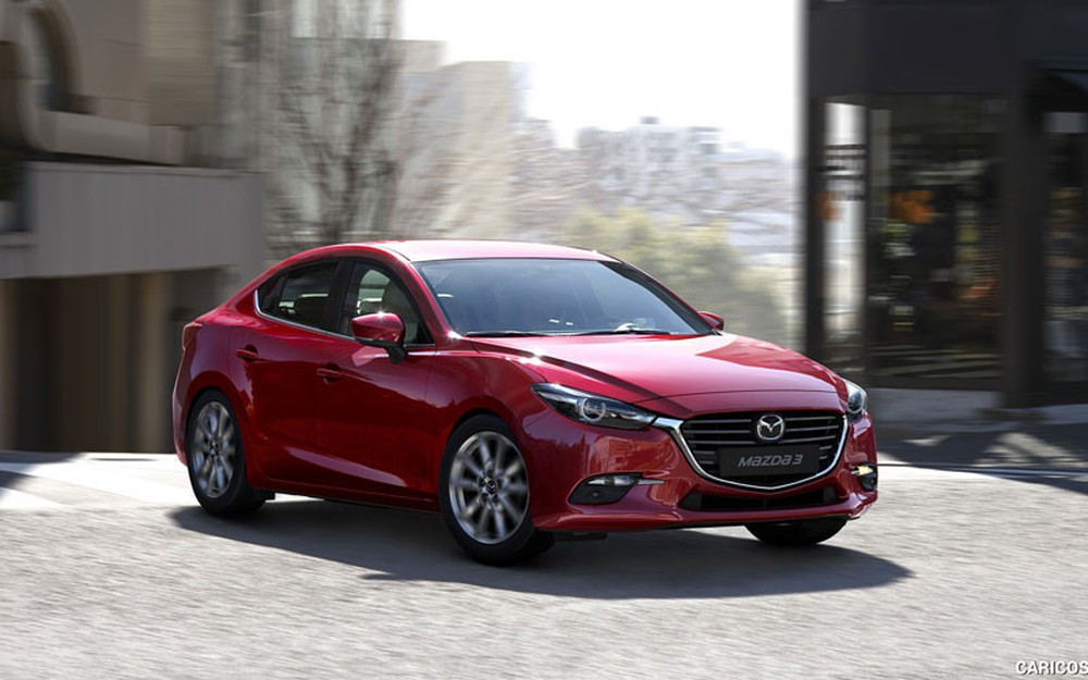 Những lý do khách hàng ưa chuộng dòng xe Mazda3