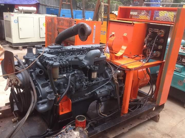 Sửa chữa máy phát điện công nghiệp uy tín, chuyên nghiệp tại nhà khu vực Hà Nội