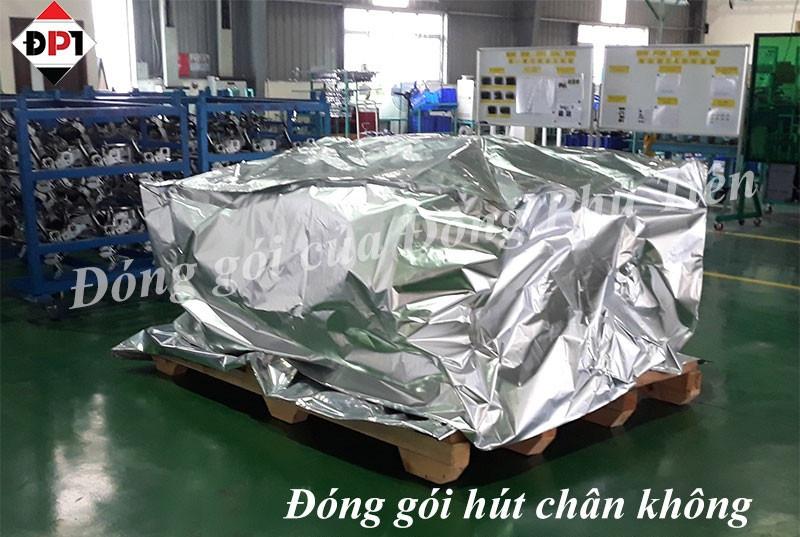 Dịch vụ đóng thùng gỗ hút chân không cho hàng hóa chuyên nghiệp, giá tốt tại Bắc Ninh