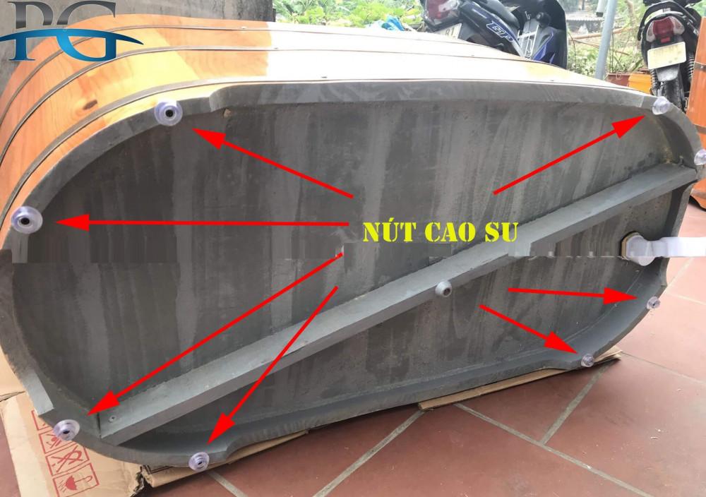 Bán bồn tắm gỗ thông nhập khẩu - Cơ sở Nội Thất Phòng Tắm tại Đọi Tam, Đọi Sơn, Hà Nam