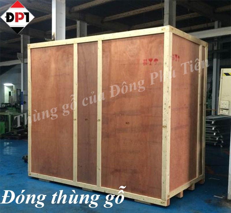 Đóng kiện gỗ cho máy móc theo tiêu chuẩn Châu Âu - Dịch vụ đóng kiện gỗ chuyên nghiệp tại Bắc Ninh