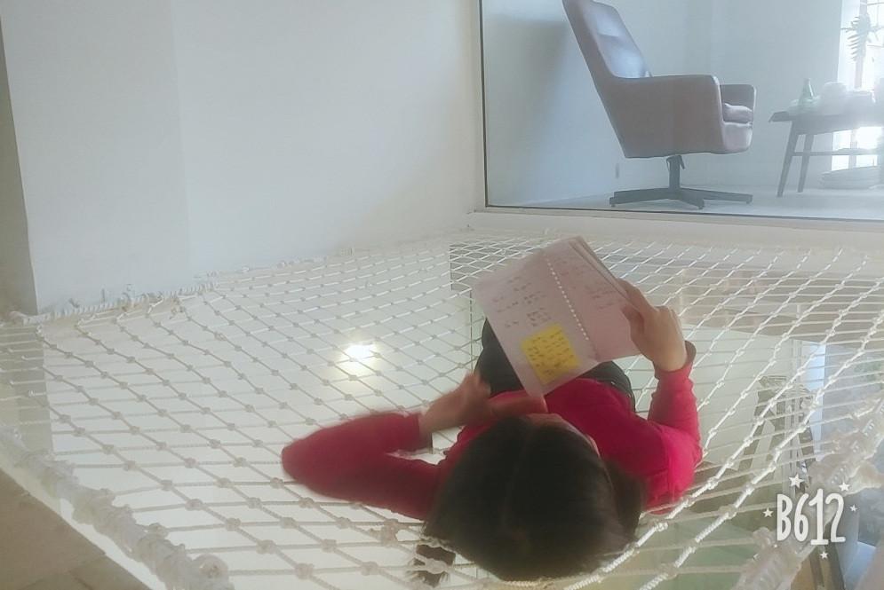 Lưới an toàn dù trắng che chắn trần nhà, lấy ánh sáng tự nhiên - Lưới Nhựa, Lưới Dù IMG