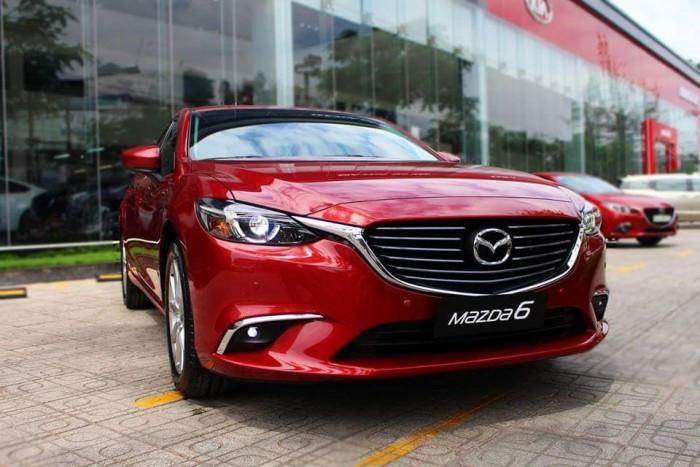 Những tiêu chí khách hàng lựa chọn mua Mazda6 tại showrom Mazda Phú Mỹ Hưng