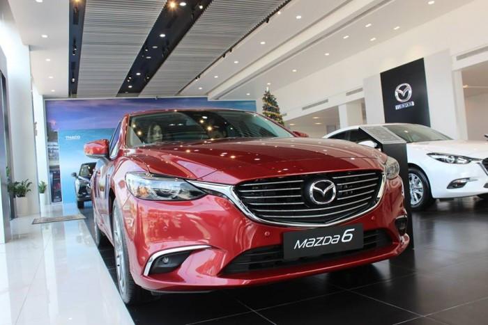 Những tiêu chí khách hàng lựa chọn mua Mazda6 tại showrom Mazda Phú Mỹ Hưng(1)