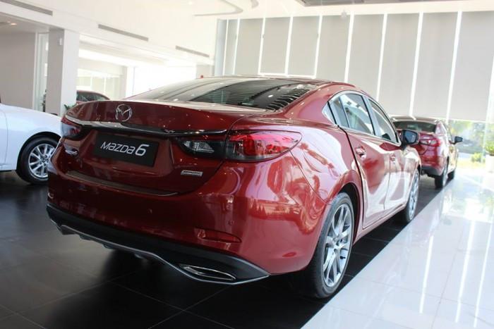 Những tiêu chí khách hàng lựa chọn mua Mazda6 tại showrom Mazda Phú Mỹ Hưng(2)