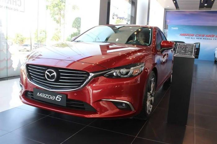 Những tiêu chí khách hàng lựa chọn mua Mazda6 tại showrom Mazda Phú Mỹ Hưng(3)