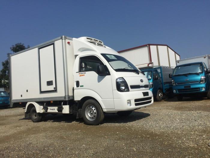 Thông số kỹ thuật, hình ảnh xe tải Kia K200(6)