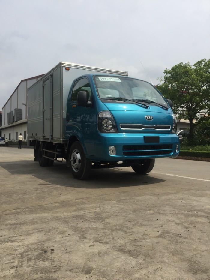 Thông số kỹ thuật, hình ảnh xe tải Kia K200(7)
