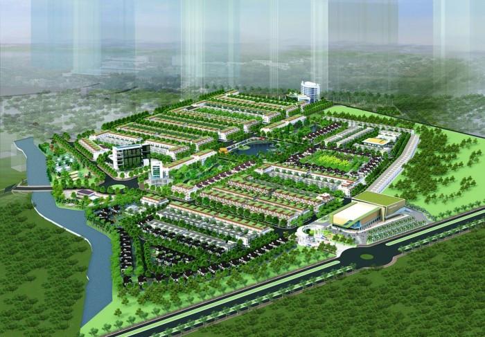 Quy mô dự án Five Star Eco City