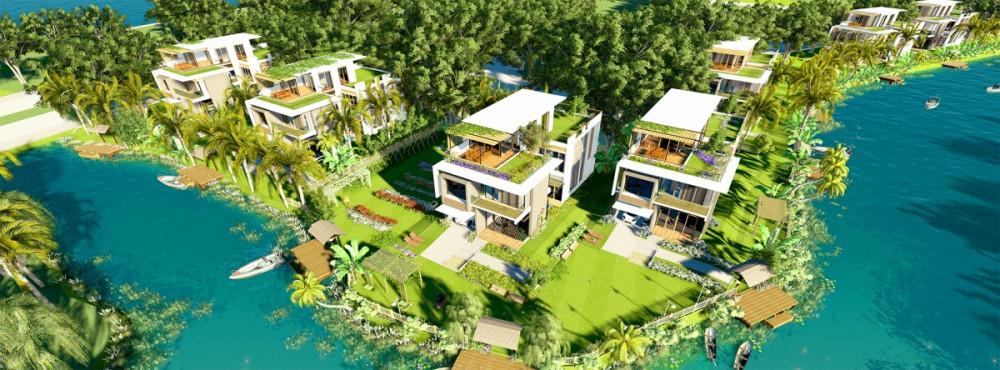 Quy mô dự án Five Star Eco City(2)