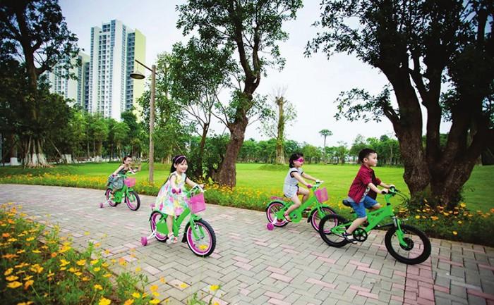 Quy mô dự án Five Star Eco City(3)