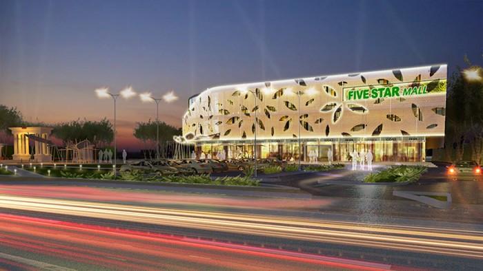 Quy mô dự án Five Star Eco City(5)