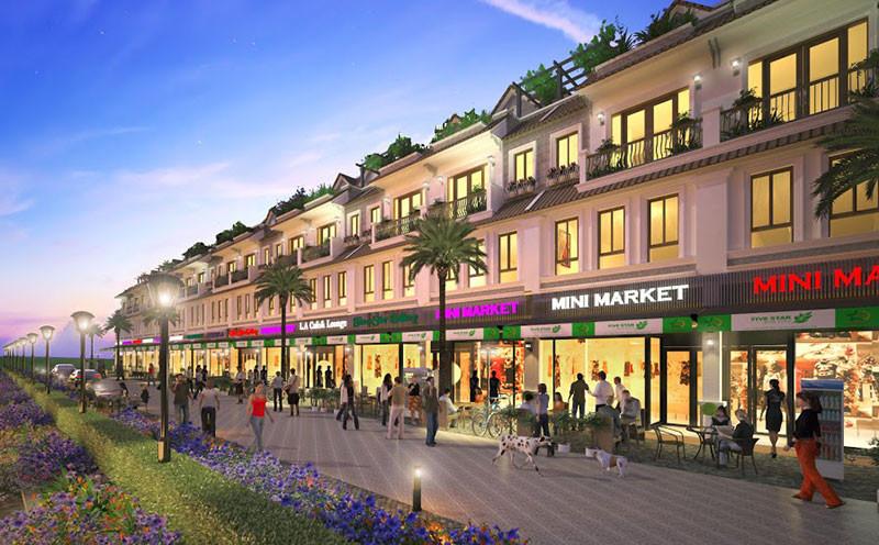Quy mô dự án Five Star Eco City(8)