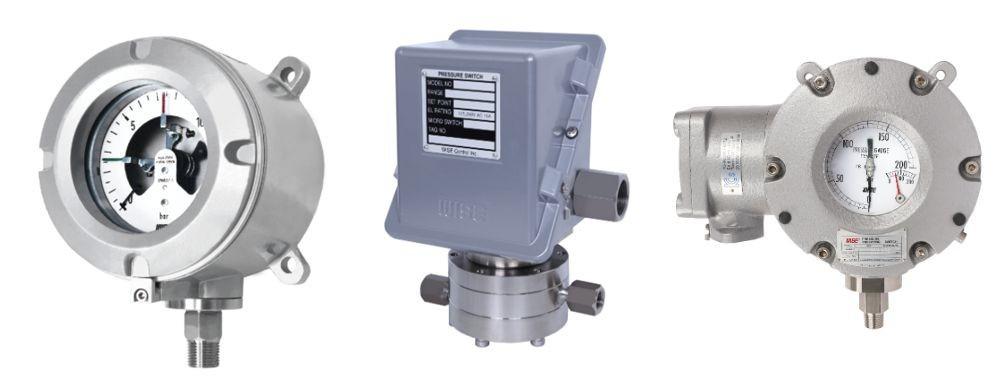 4 loại thiết bị đo áp suất dùng trong sản xuất công nghiệp