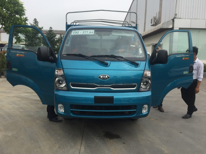Những lý do nên mua xe tải Kia K200
