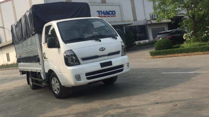 Những lý do nên mua xe tải Kia K200(4)