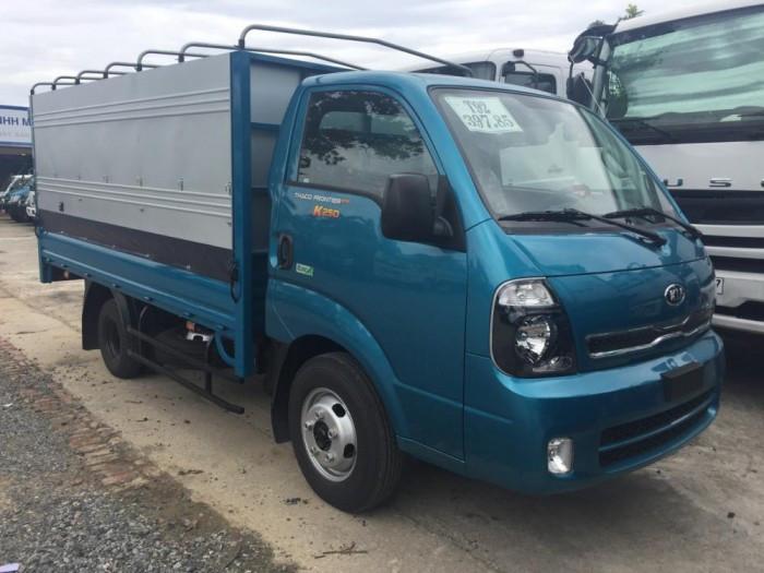 Những lý do nên mua xe tải Kia K200(5)
