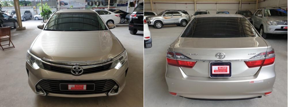 Đánh giá chi tiết xe Toyota Camry 2.5Q 2015 - Toyota Đông Sài Gòn