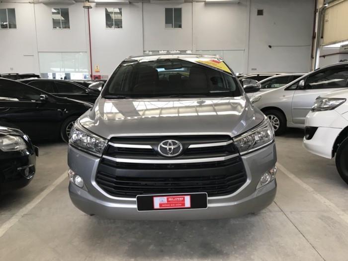 Chia sẻ thông tin đánh giá xe Toyota Innova 2018 - Đại lý Toyota Đông Sài Gòn quận Gò Vấp TPHCM