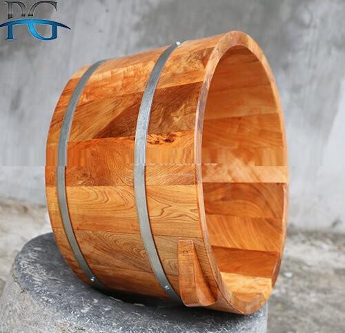 Bán chậu gỗ ngâm chân chất lượng, giá rẻ tại TP Hồ Chí Minh
