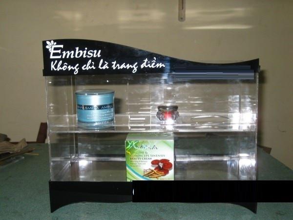 Sản phẩm kệ trưng bày cho các siêu thị chuyên dụng, sử dụng lâu dài