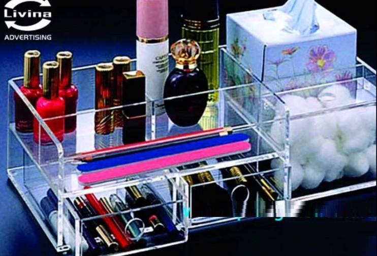 Kệ trưng bày mỹ phẩm tiện lợi, giá thành rẻ tại Thanh Xuân, Hà Nội
