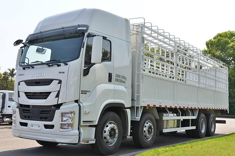 Thông số kỹ thuật xe tải Isuzu 4 chân Vĩnh Phát tải trọng 18 tấn