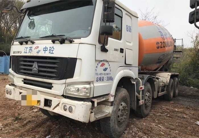 Công Ty TNHH Xây Dựng Kim Hưng hướng dẫn chi tiết cách vận hành xe trộn bê tông