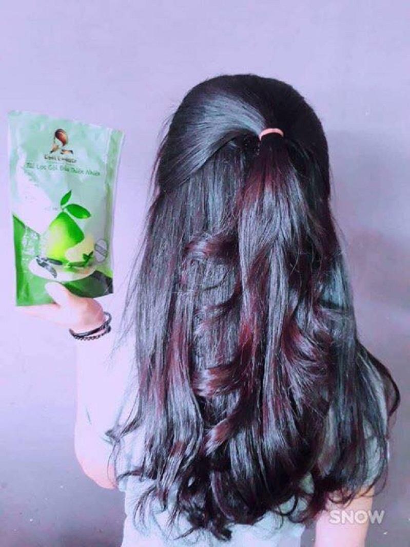 Dầu gội túi lọc Reel Beaute – Giải pháp cho mái tóc hư tổn