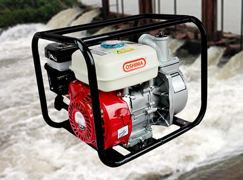 máy bơm nước mini chạy xăng