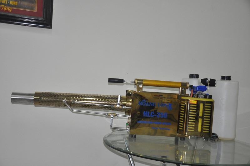 máy phun thuốc dạng khói