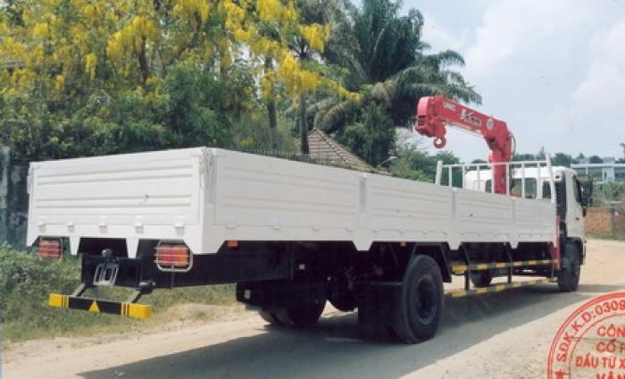Đánh giá xe tải Hino FG8JPSU gắn cẩu Unic UR-V630K(2)