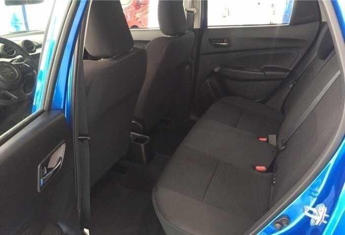 Thông số kỹ thuật Suzuki Swift nhập khẩu từ Thái Lan(3)