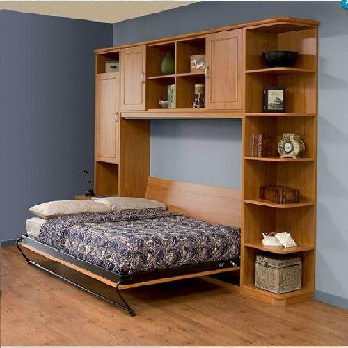 Giường ngủ thông minh cách tiết kiệm không gian cho nhà bạn