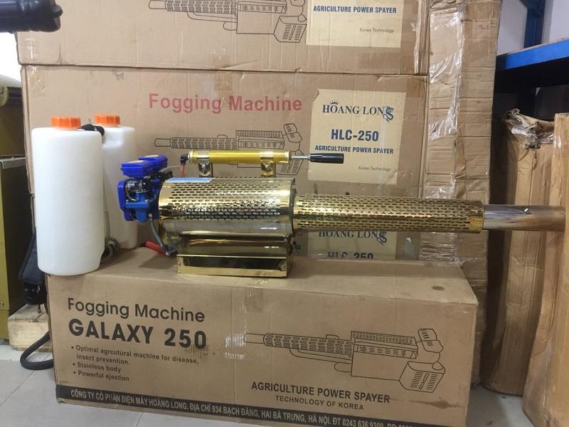 máy phun thuốc dạng khói galaxy 250