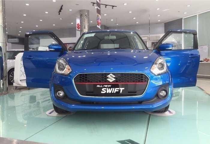 Cập nhật bảng giá Suzuki Swift mới nhất(2)