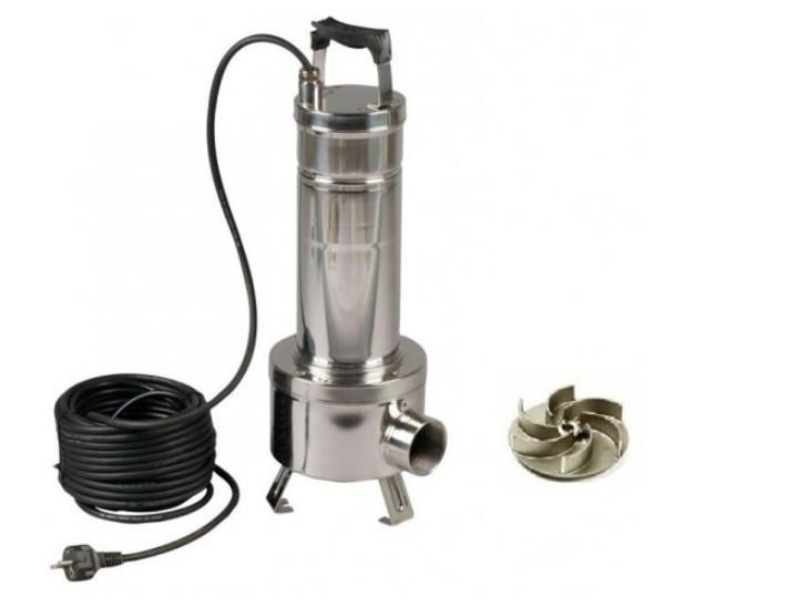 Tổng quan tính năng và ứng dụng của máy bơm chìm hút nước thải inox(1)