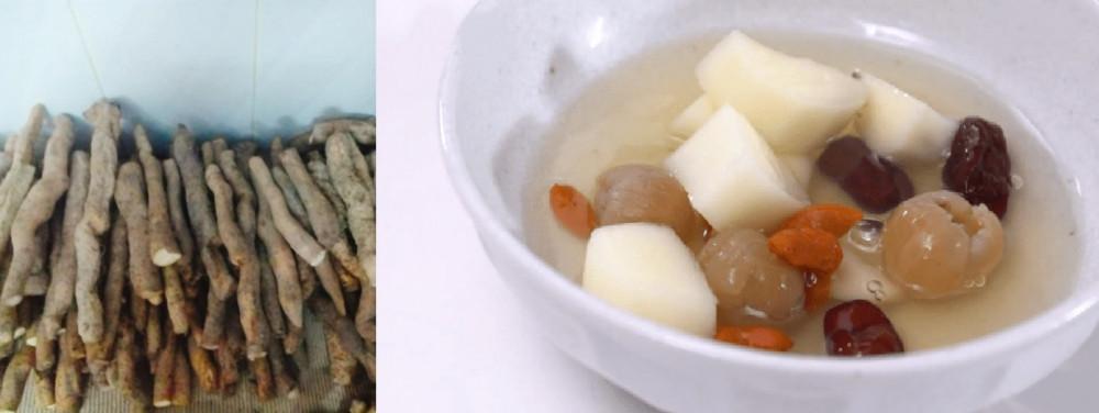 Top món ăn ngon được chế biến từ củ mài